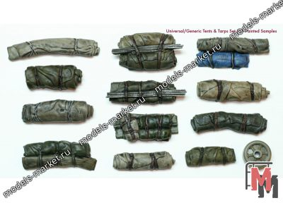 Value Gear - VG011 - Tents & Taprs #11 (12 Pieces)