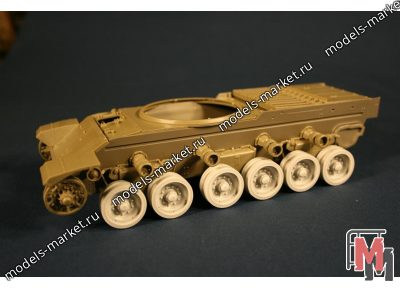 "Panzer Art - RE35-081 - Road Wheels for MBT ""Centurion"""