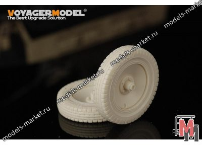 Voyager Model - PEA184 - 1/35 WWII German Sd.Kfz.250 Road Wheels Patten 2 (For all)