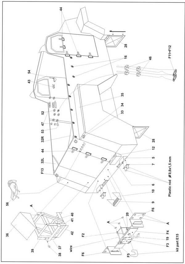 P35 282 Part Chevrolet C15ta 135