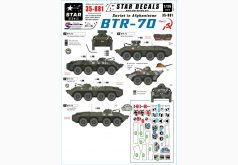 Star Decals 35-881