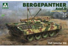 A DEMAG full interior  1//35 Takom 2101 Bergepanther Ausf