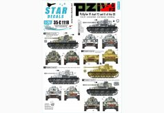 Star Decals 35-C1118