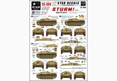 Star Decals 35-994