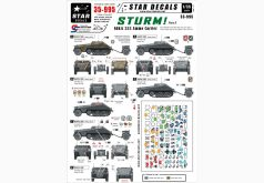 Star Decals 35-995