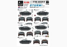 Star Decals 35-996