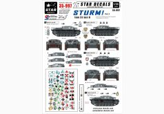 Star Decals 35-997