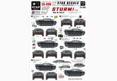 Star Decals 35-998